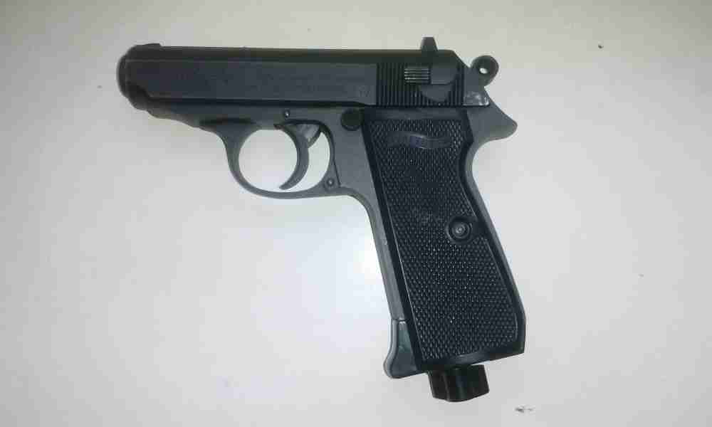 Walther PPK/S BB