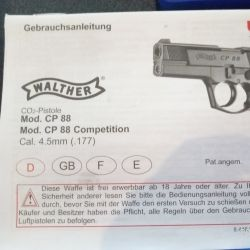 WALTHER CP 88