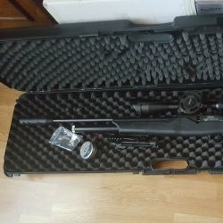 Umarex Walther 1250 Dominator FT PCP 4,5 мм