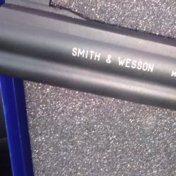 Smith Wesson's 586