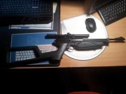 Винтовка Crosman Backpacker 1389.