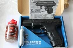Walther compact CP99