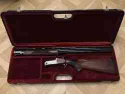 Blaser F3 St Competition ;  ствол - 76 ; калибр 12х76