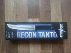 COLD STEEL RECON TANTO SAN MAI vg 10