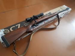 Карабин CZ 550LUX cal. 308Win