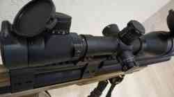 Leupold Mark 4 LR/T 4.5-14x50mm Matte, M1 Illum. TMR