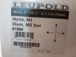 Leupold Mark 4 LR/T 8.5-25x50