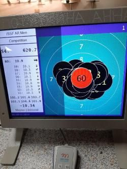 Walther LG 300xt alutec