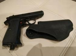 Walther PPK/S с Blowback