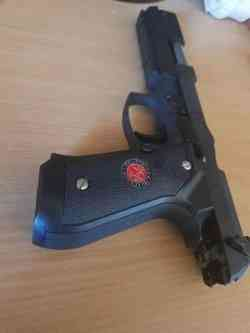 WE Beretta M92 Samurai GGBB (GP331LS)