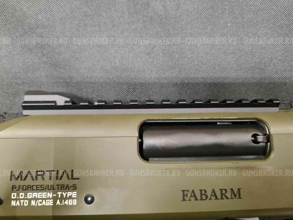 Fabarm SDASS Martial OD green 12/76