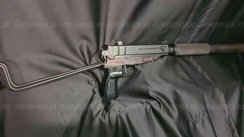 Grand Power Skorpion (CZ61-0), кал.9х18Makarov