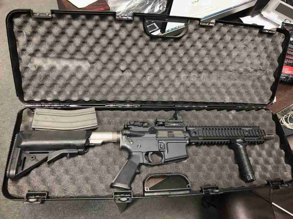 M4A1 Systema PTW