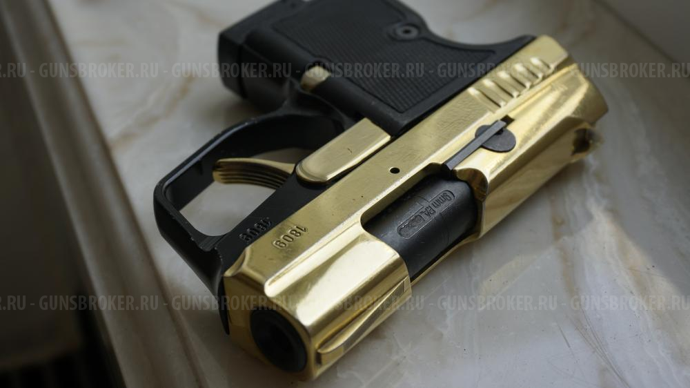 WASP GROM GOLD 9ММ P.A.