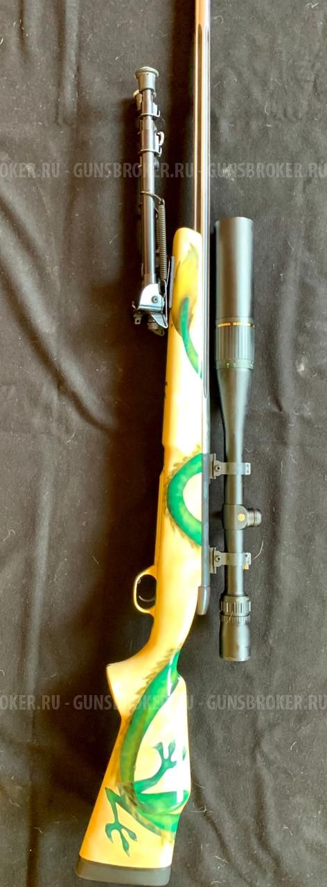 Weatherby Vanguard Synthetic 223.rem